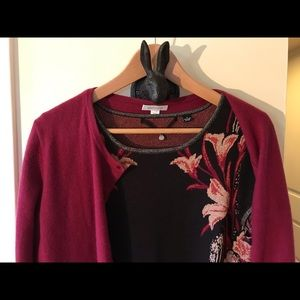 NWOT Anthropologie Sweater Dress
